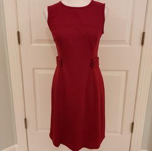 Ann Taylor Sheath Dress 10